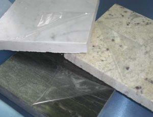 Film de protección piedra