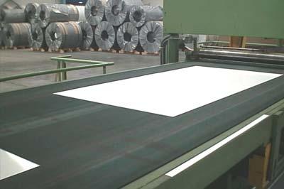 Film de protección Aluminio 3