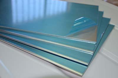Film de proteccion Aluminio
